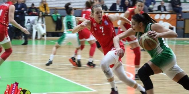 Zubac do double-double, a Dušanić do triple-double učinka u porazu protiv Crvene zvezde