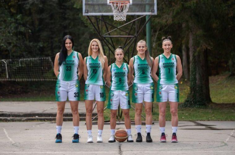LADIES IN // Prva petorka ŽKK RMU Banovići: Djevojke, učinile ste zemlju ponosnom!