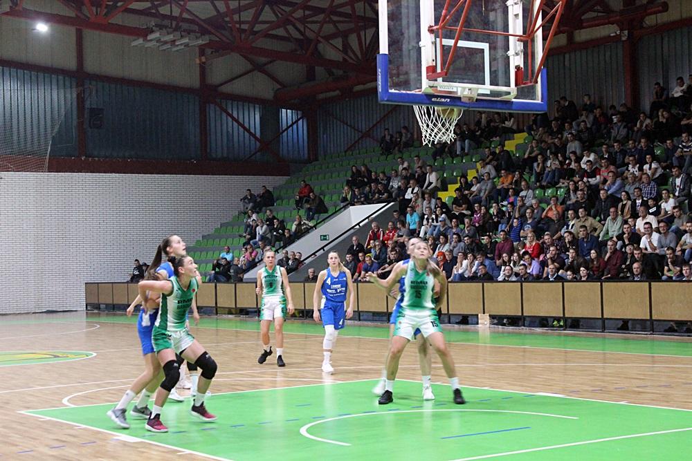 Košarkašice ŽKK RMU Banovići poražene na domaćem terenu