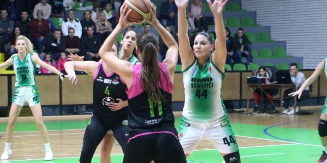 Još jedna laka pobjeda za ŽKK RMU Banovići, Dušanić zabilježila double-double