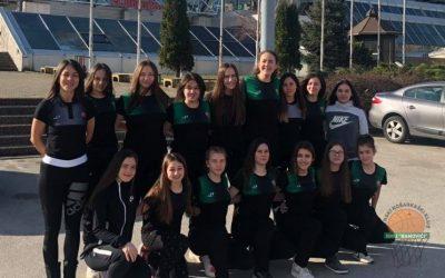 Seniorke u Banja Luci, kadetkinje u Beogradu: Banovićanke otputovale po nove pobjede