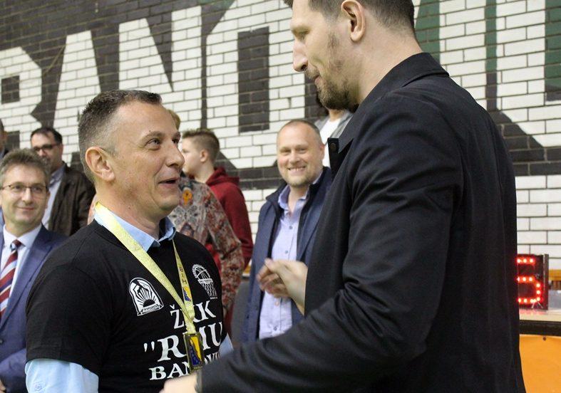 Goran Jurčenko novi pomoćni selektor ženske reprezentacije BiH