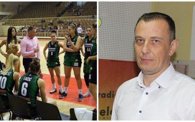 Goran Jurčenko: Naučili smo lekcije igrajući WABA ligu, sada je fokus na osvajanju KUP-a i Prvenstva BiH