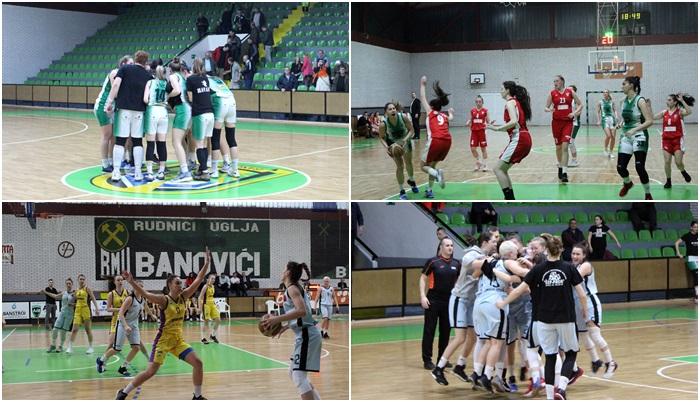 Orlice i Banovićanke izborile finale Kupa BiH (FOTO)