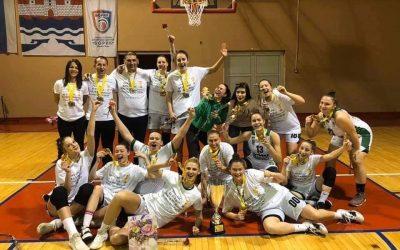 Košarkašice Banovića odbranile titulu pobjednika Kupa BiH