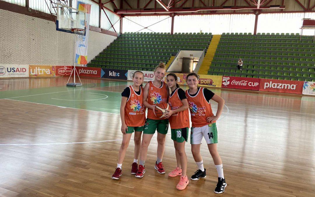 Četiri naše djevojčice odnijele su pobjedu na regionalnom takmičenju