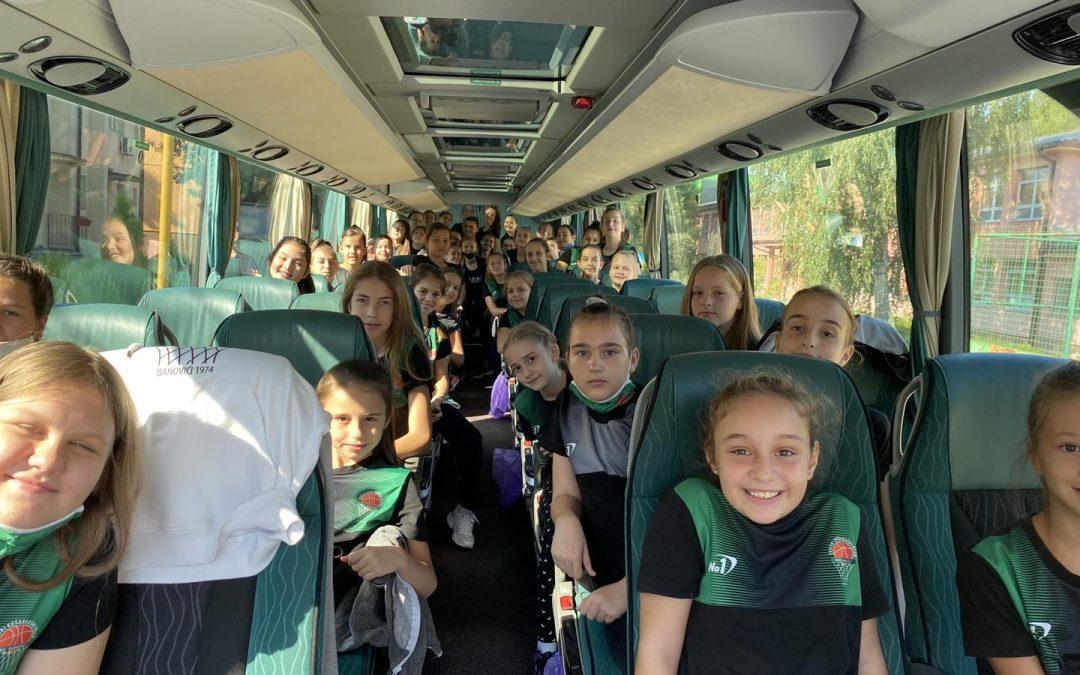 Pedeset naših djevojčica otputovale u Banja Luku