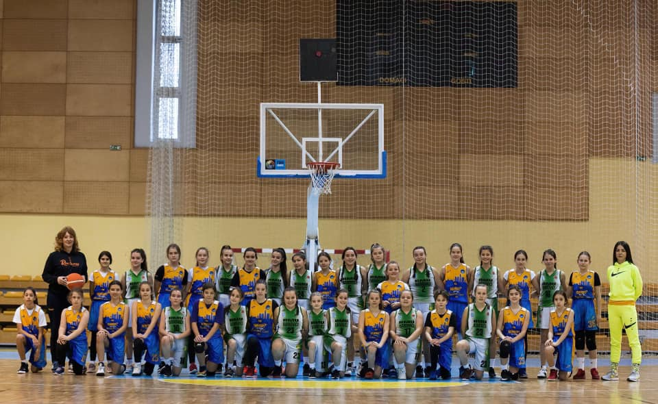 Selekcije '07 i '08 odigrale dvije prijateljske utakmice sa ekipom KK REALWAY Sarajevo