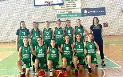Danas je naš kadetski tim nastupao na turniru u Tuzli, u okviru razigravanja LIGE MLADIH Bosne i Hercegovine