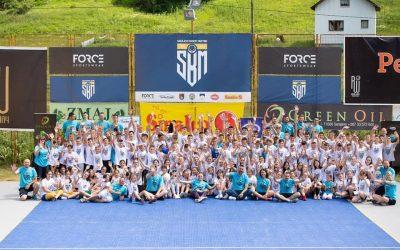 Otvorena najveća smjena u historiji na Sarajevo Basket Meeting 2021.