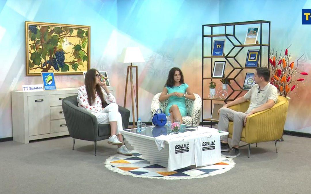 Gostovanje u emisiji Ljetni magazin na RTVTK (VIDEO)